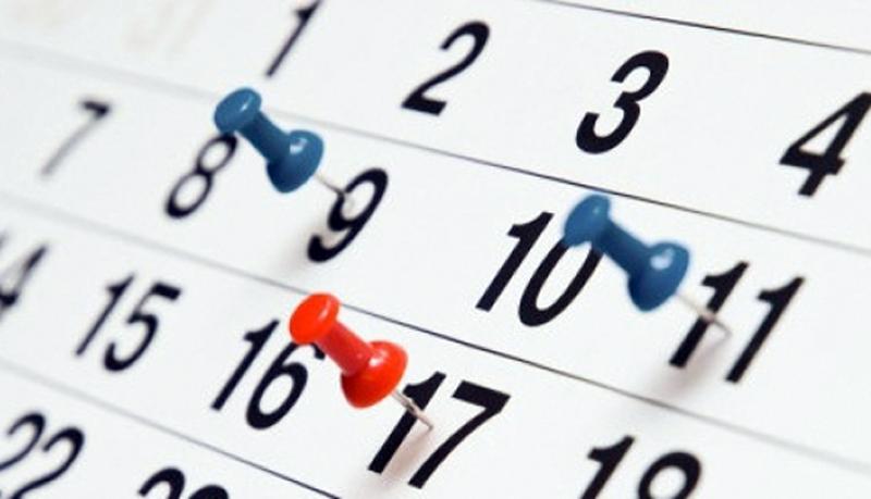 Cate ZILE LIBERE vom avea in 2016. Pastele este pe 1 Mai, iar din 12 sarbatori legale, 5 pica in weekend