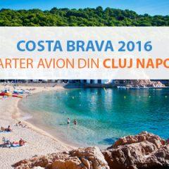 Costa Brava 2016 | Charter Avion din Cluj-Napoca prin Olimpia Travel