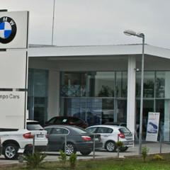 Autoturism marca BMW X3, cautat de autoritatile germane, oprit la Petea