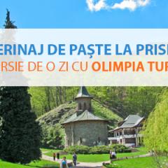 Pelerinaj de Paste la Manastirea Prislop cu Olimpia Travel
