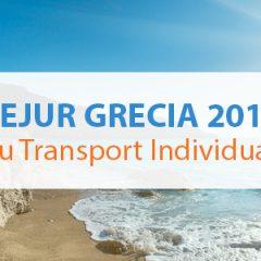 Sejur Grecia 2016 cu Transport Individual prin Olimpia Travel