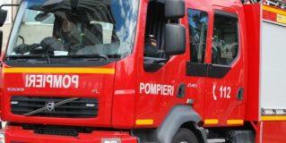 103 situații de urgență gestionate de pompierii sătmăreni într-o săptămână