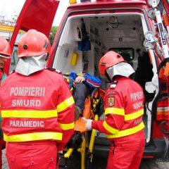 O femeie a suferit arsuri în urma unei explozii in Satu Mare