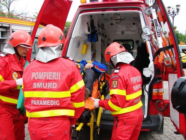 Accident grav în localitatea Lazuri! O betonieră a călcat o mamă și pe fetița acesteia