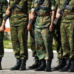 Armata recruteaza candidati pentru ocuparea posturilor de soldat/gradat profesionist