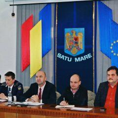 Suspendarea unor cursuri scolare in judetul Satu Mare
