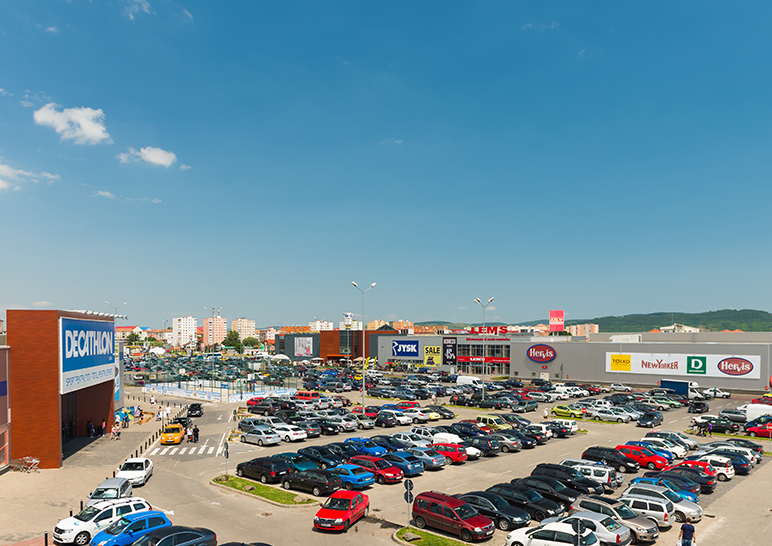 Se stie data exacta a lansarii mall-ului NEPI, Satu Mare Shopping City