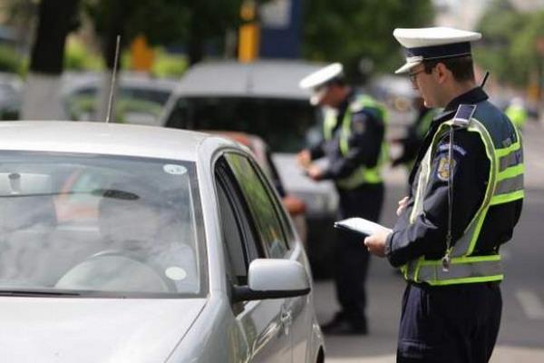 Activități desfășurate de către polițiștii sătmăreni pentru siguranța în trafic