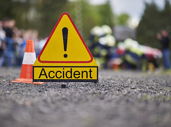 Accident rutier în zona Pădurea Noroieni soldat cu decesul unui bărbat