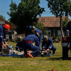 Faza interjudeţeană a Concursurilor Profesionale ale Serviciilor Voluntare şi Private pentru Situaţii de Urgenţă