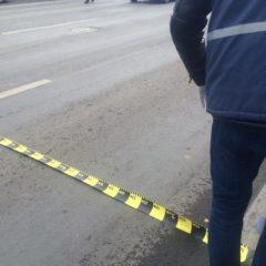 Un pieton care a traversat strada neregulamentar a fost rănit grav in Amati
