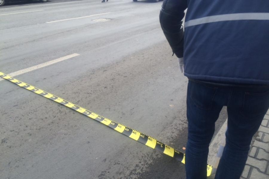 Pieton rănit grav de o mașină în municipiul Satu Mare