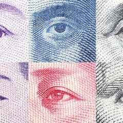 Alege ochiul unei bancnote si afla cum iti va merge saptamana viitoare