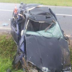 Accident la ieșirea din localitatea Pișcolt