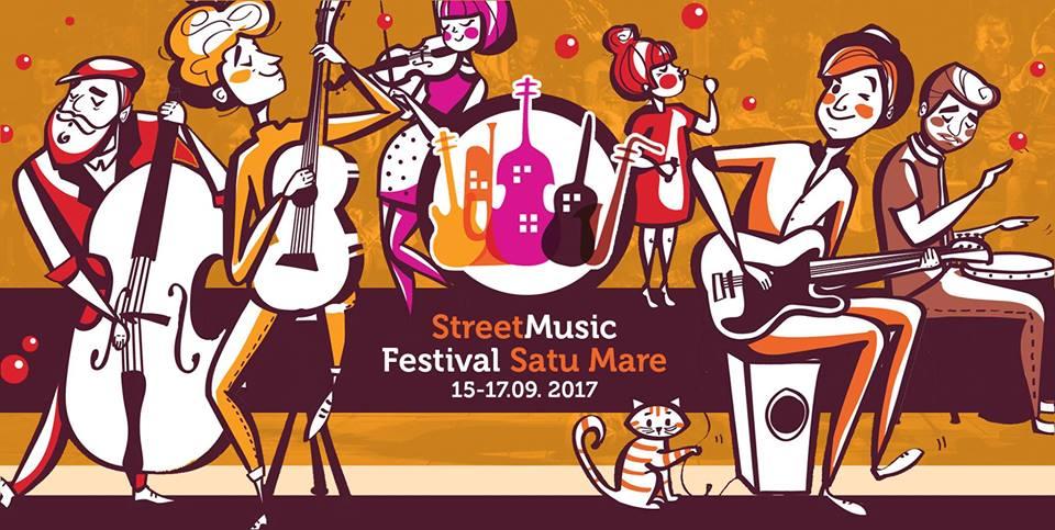 Incepe StreetMusic Festival Satu Mare
