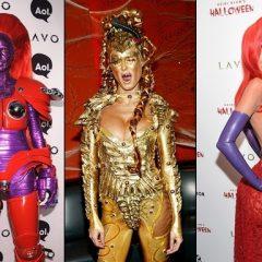 Heidi Klum, «regina costumelor de Halloween»! Uite cele mai inedite transformări