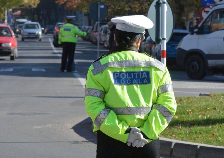 Ce infracțiuni rutiere au constatat în acest weekend polițiștii Serviciului Rutier Satu Mare