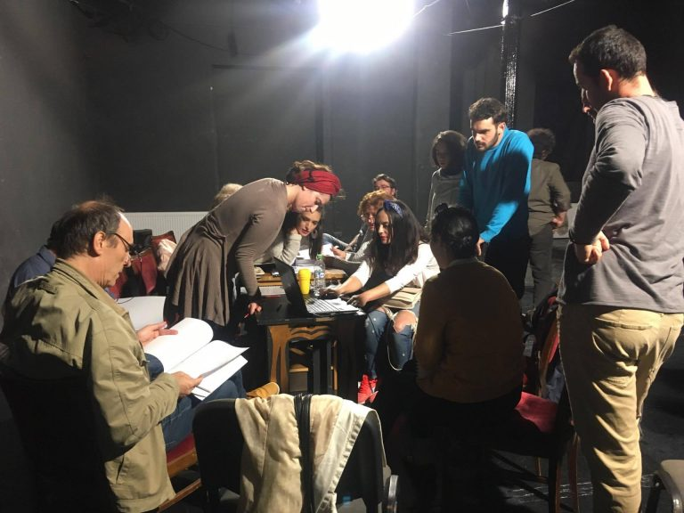 Interviu cu regizorul spectacolului REVIZORUL, Vadas László