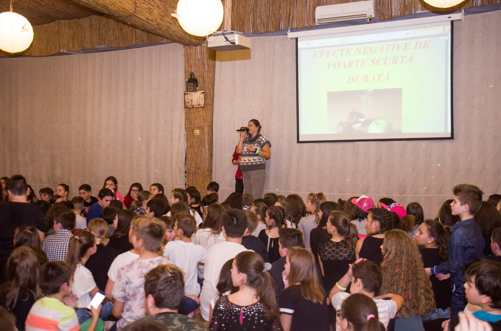 DISTRACȚIE FĂRĂ FUMAT ȘI FĂRĂ VIOLENȚĂ ÎN PROGRAMUL EDUCAȚIONAL  LOGA DANCE SCHOOL