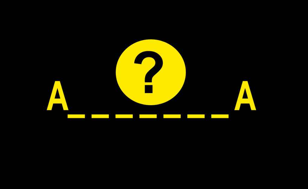 Testul pe care îl pică 95% din români: poți completa spațiile goale cu un cuvânt care se citește LA FEL și invers?
