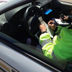 Tânăr identificat la volan fără permis de conducere între localitățile Socond și Hodișa