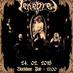 Concert cu viori, fete si baieti, doom si gothic cu gust de black si un metal after party in aceasta sambata la Satu Mare