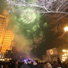 Ziua naţională se sărbătoreste la Satu Mare cu paradă militară Show de artificii, lasere și concerte. Vedeţi de la ce oră vor fi artificiile