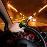 Un tânăr din municipiul Satu Mare a fost prins la volan băut și fără permis! Ce alcoolemie avea acesta