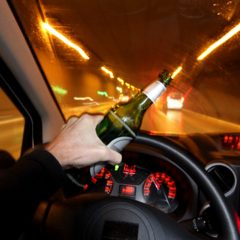 Un bărbat a fost prins băut la volan în municipiul Satu Mare