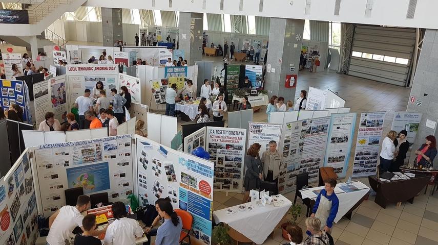 Târgul Educației 2018 la Satu Mare