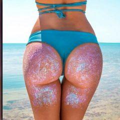 VIDEO Glitter Butts, cel mai în vogă trend al verii! Ce trebuie să faci ca să ai cel mai admirat posterior