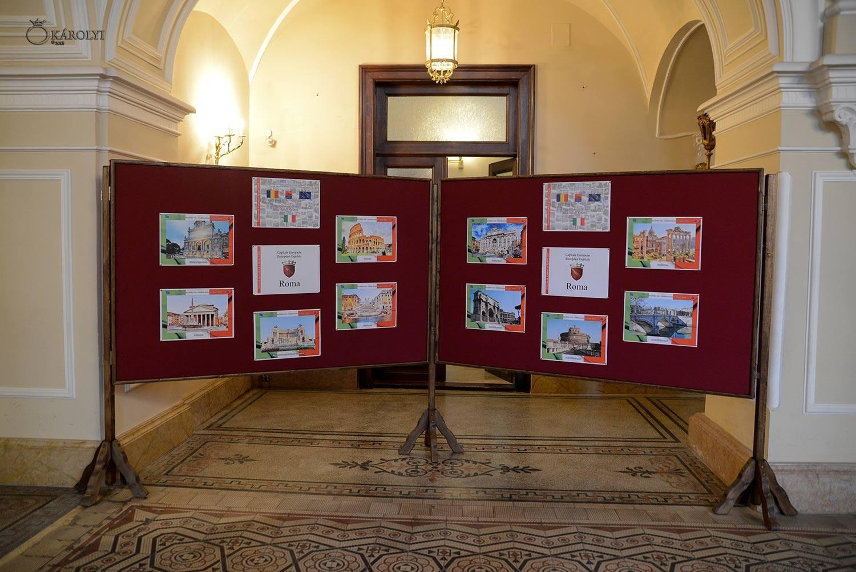 Ziua Națională a Slovaciei, marcată la Castelul din Carei prin expoziție de imagini