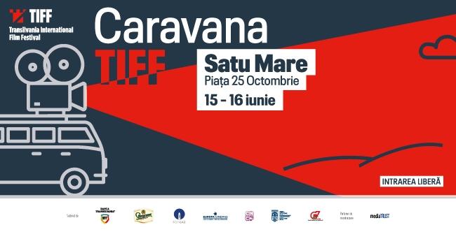 TIFF ajunge la Satu Mare in weekend.Vedeti ce filme vor putea vedea satmarenii in Piata 25 Octombrie