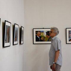 """Expoziție de fotografie cu creații din """"Tabăra Internațională de fotografie Homorod ediția I"""""""