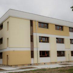 """Lucrările la noul corp de clădire al liceului teoretic german """"Johann Ettinger"""" au fost finalizate"""