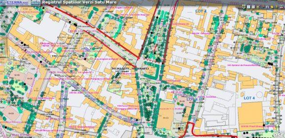 Registrul Spatiilor Verzi din Satu Mare, aprobat in sedinta de Consiliul Local