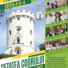 """Festivalul folcloric """"Cetatea Codrului""""  la Ardud"""