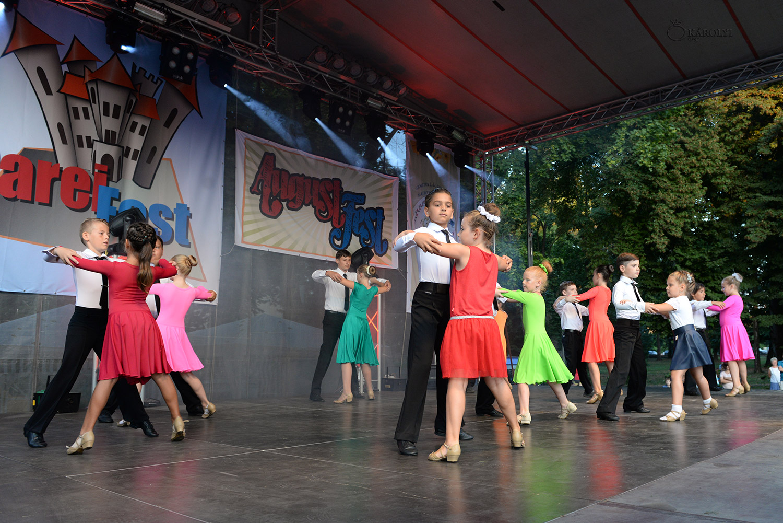 Gala Dansului Careian și un recital emoționant oferit de Gabriel Dorobanțu în a treia seară de AugustFEST11