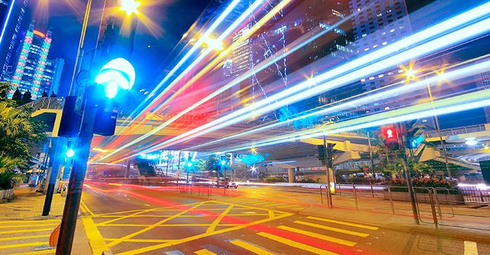 Prima stradă smart din România, amenajată în Cluj-Napoca