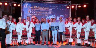 """Ansamblul Folcloric al Județului """"DORURI SĂTMĂRENE"""" a participat la """"Euromediterranean Folklore Festival"""" din Cipru"""