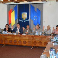 Consilierii au votat rectificarea bugetului general consolidat al Județului Satu Mare pe anul 2018