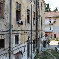 S-a dispus sigilarea apartamentelor din imobilul situat pe strada Horea