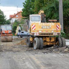 Zona neglijata din Satu Mare a intrat in reabilitare