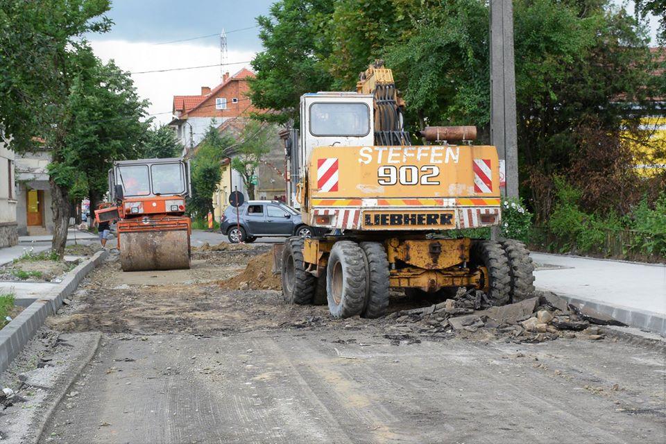 Restrictii de circulatie pe strada Bogdan Petriceicu Hasdeu