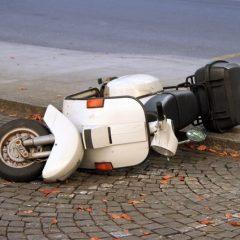 Mopedist accidentat în municipiul Satu Mare