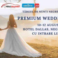 Targ de nunti cu tombola, prezentari de moda si focuri de artificii in acest weekend la Negresti Oas