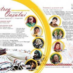 Artiști și trupe mari ale momentului la Zilele Orașului Negrești-Oaș