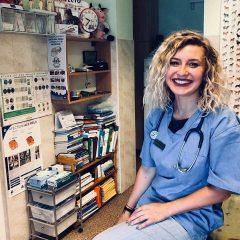 Interviu cu dr. Cristina Săvianu , medic veterinar  in cadrul cabinetului veterinar Alfa Dog