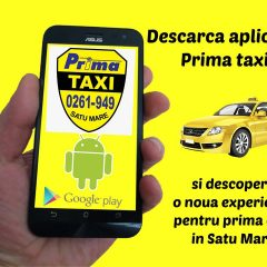 Satu Mare, printre putinele orase din tara cu o aplicatie SMART pentru taxi. Vedeti avantajele utilizatorilor aplicatiei