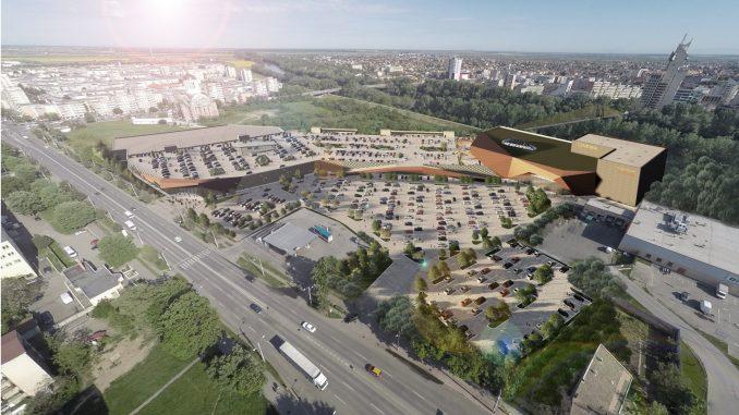 Surpriză la deschiderea Shopping City Satu Mare